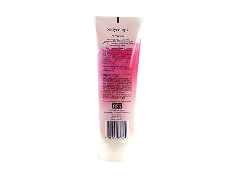 Bodycology Pretty in Paris Nourishing Body Cream, 8 oz