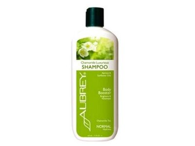Aubrey Organics Chamomile Luxurious Shampoo