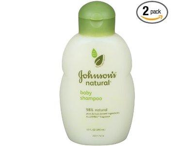 Johnson's Baby Naturals Shampoo