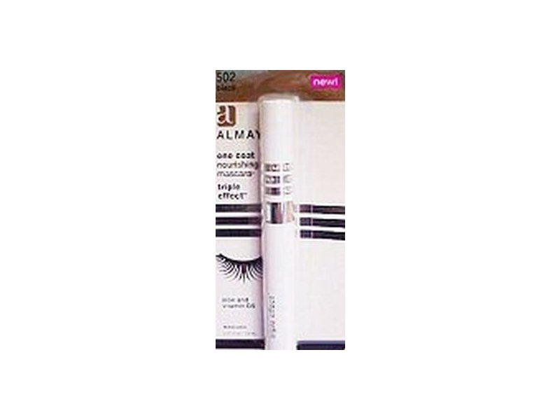 Almay One Coat Triple Effect Waterproof Mascara, Revlon