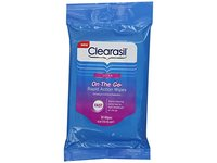 Clearasil Ultra Rapid Action On-to-Go Acne Treatment Wipes, 30 Count - Image 2