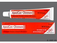 Apexicon Ointment 0.05% (RX) 30 Grams, Sandoz - Image 1