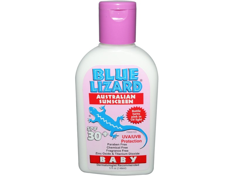 Blue Lizard Australian Baby Sunscreen, SPF30+, 5 fl oz