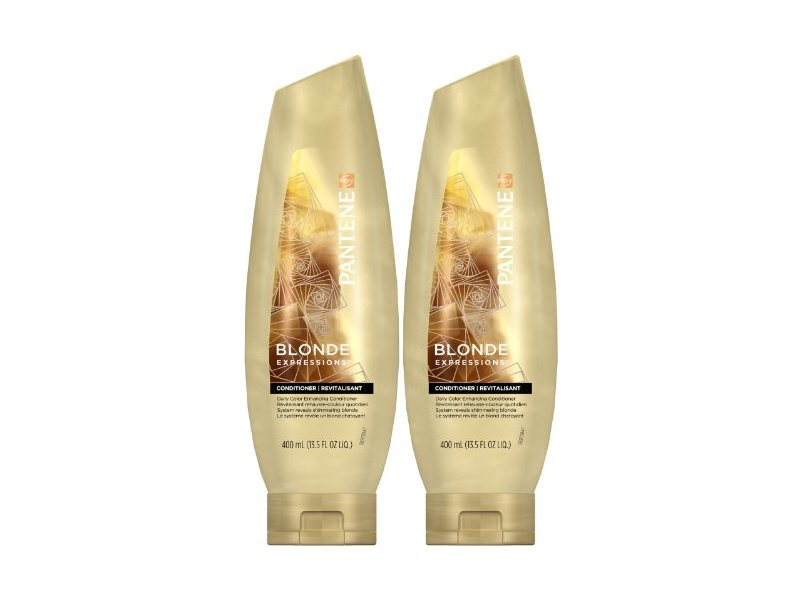 Pantene Pro-v Blonde Expressions Highlight Enhancing Conditioner, Procter & Gamble