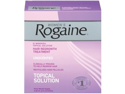 Rogaine for Women Hair Regrowth Treatment, 2 Ounce, 3 Count - Image 5