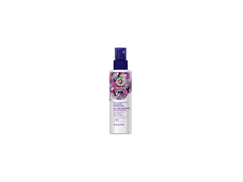 Herbal Essences Tousle Me Softly Tousling Spray Hair Gel, Hibiscus