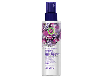 Herbal Essences Tousle Me Softly Tousling Spray Hair Gel, Hibiscus