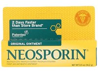 Neosporin First Aid Antibiotic Ointment, Johnson & Johnson - Image 2