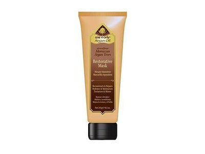 One 'n Only Argan Oil Restorative Mask Derived from Moroccan Argan Trees, 8.5 oz