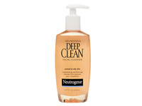 Neutrogena Deep Clean Facial Cleanser, Johnson & Johnson - Image 2