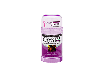 Crystal Mineral Deodorant Stick, Unscented, 4.25 oz - Image 1