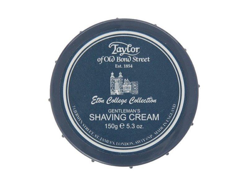 Taylor of Old Bond Street Eton College Collection Shaving Cream, 5.3 oz