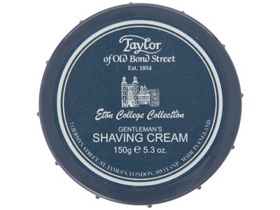 Taylor of Old Bond Street Eton College Collection Shaving Cream, 5.3 oz