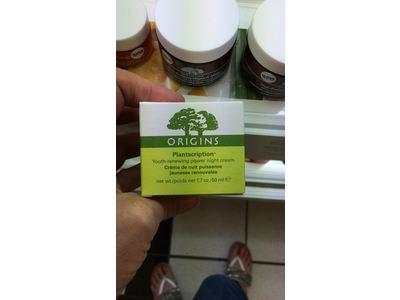Origins Plantscription Youth Renewing Powder Night Cream, 1.7 oz - Image 3