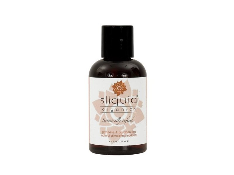 Sliquid Organics Sensation Lubricant