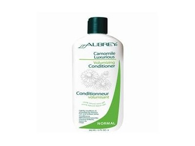 Aubrey Organics Camomile Luxurious Volumizing Conditioner