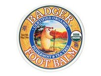Badger - Foot Balm Peppermint & Tea Tree - 2 oz. - Image 2