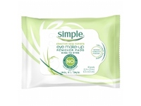 Simple Skincare Eye Make-up Remover Pads, Unilever - Image 2
