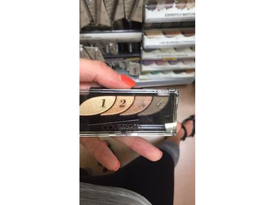 CoverGirl Eyeshadow Quads, Go for The Golds 705, 0.06 Ounce - Image 5