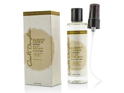 Carol's Daughter Almond Cookie Dry Oil Body Spray
