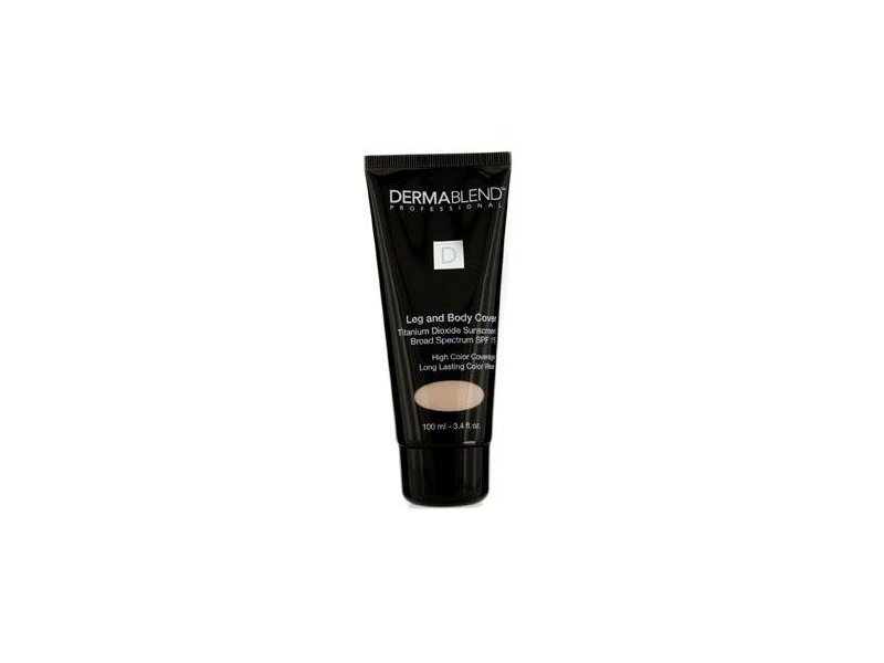 Dermablend Leg and Body Cover, SPF 15, Beige, 3.4 fl oz