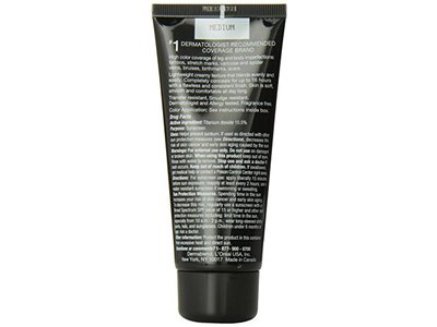 Dermablend Leg and Body Cover, SPF 15, Medium, 3.4 fl oz - Image 4