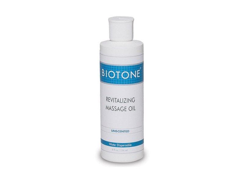 BIOTONE Revitalizing Massage Oil Unscented, 8 oz ...