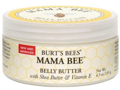 Burt's Bees Mama Bee Belly Butter, 6.5 Ounce