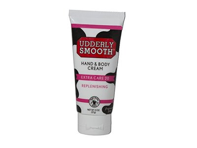 Udderly Smooth Extra Care Cream with 20% Urea, Unscented, 2 Count, 2 Ounce