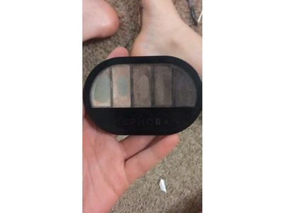 Sephora Collection Colorful 5 Eyeshadow Palette, N°06 Pale To Rich Taupe, 0.17 oz - Image 4