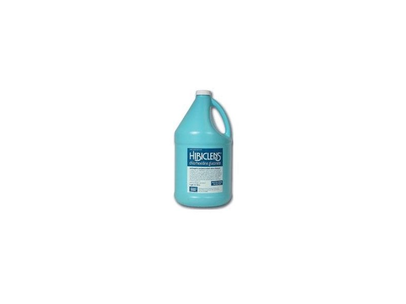 Hibiclens Antiseptic/Antimicrobial Skin Cleanser, 1 Gallon