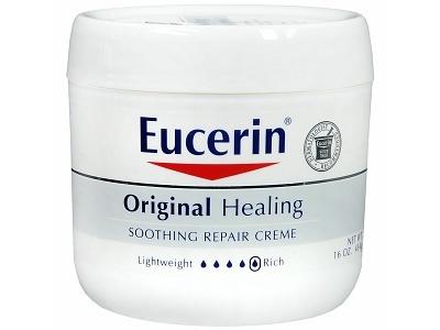 Eucerin Original Healing Soothing Repair Crème, Beiersdorf, Inc. - Image 1