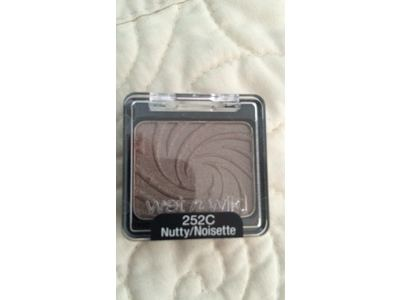 wet n wild Color Icon Eyeshadow Single, 252C Nutty - Image 3