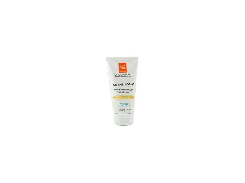 La Roche-Posay Anthelios 60 Melt-in Sunscreen Milk, 5.0 fl oz