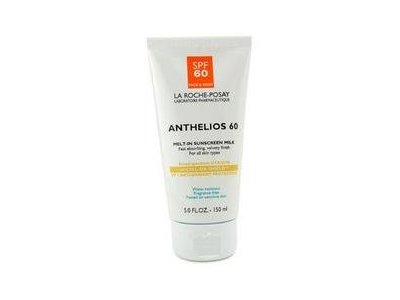La Roche-Posay Anthelios 60 Melt-in Sunscreen Milk, 5.0 fl oz - Image 1
