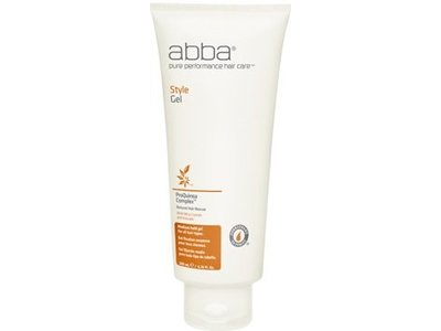 Abba Pure Performance Hair Care Pure Style Gel, 6.76 ounce - Image 1