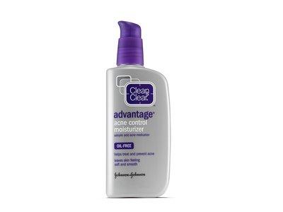 Clean & Clear Advantage Acne Control Moisturizer, 4 fl oz - Image 1
