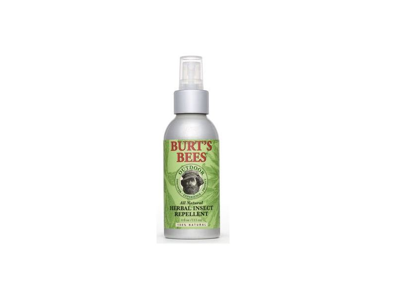 Burt's Bees Herbal Insect Repellent, 4 fl. oz.