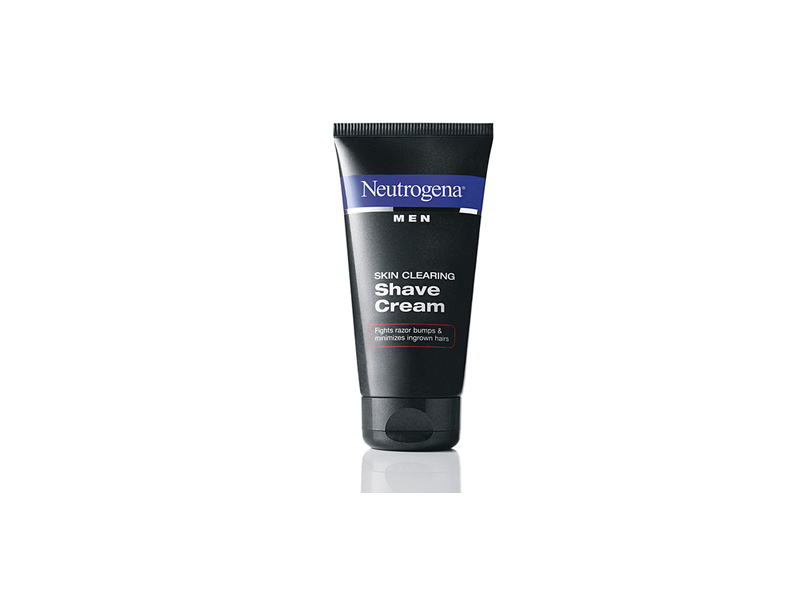 Neutrogena Men Skin Clearing Shave Cream, Johnson & Johnson