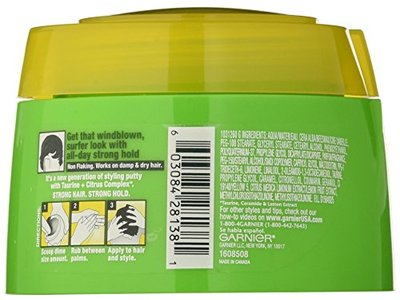 Garnier Fructis Style Surfer Hair Power Putty, 3 Ounce - Image 3