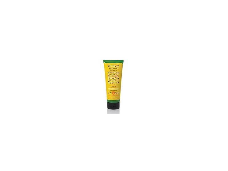 Andalou Naturals Medium Hold Styling Gel Sunflower