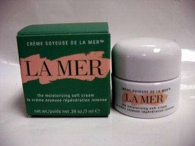 La Mer The Moisturizing Soft Cream 7ml/0.24oz (Promotional Travel Size)
