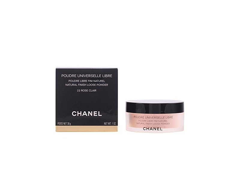 Chanel Poudre Universelle Libre Natural Finish Loose Powder, No 22 Rose Clair, 30g