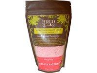 Hugo Naturals Effervescent Bath Salts Energizing Grapefruit and Geranium -- 14 oz - Image 2