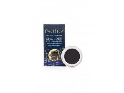 Pacifica Smolder Eye Lining Gel, Midnight, 0.07 oz