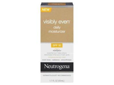 Neutrogena Daily Moisturizer, 1.7 oz (Pack of 3)