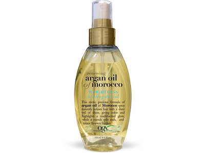 OGX Renewing Moroccan Argan Oil Weightless Healing Dry Oil, 4 fl oz
