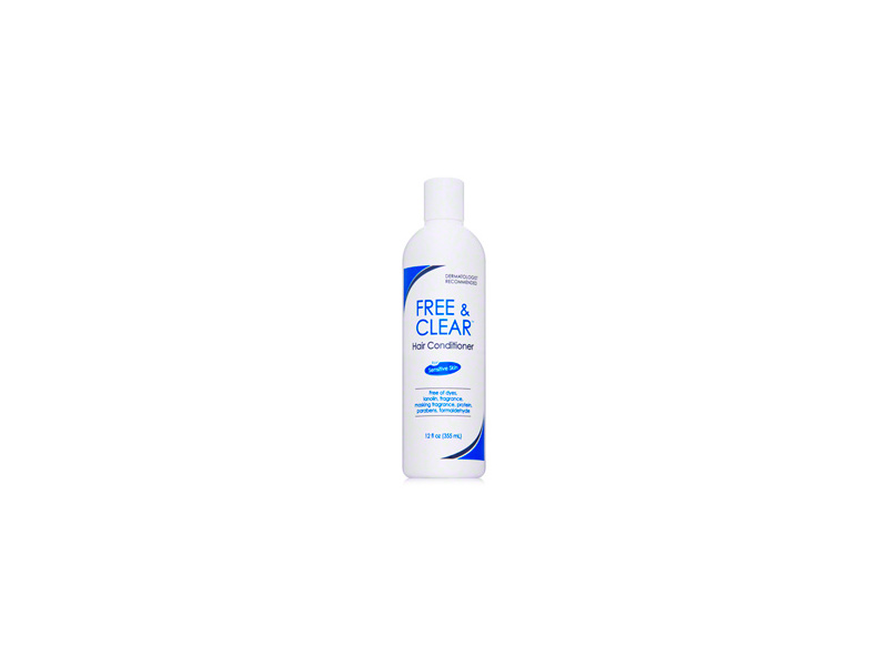 Free & Clear Hair Conditioner, Pharmaceutical Specialties, Inc.
