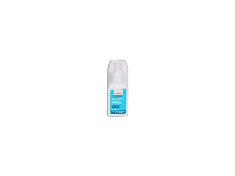 Walgreens Anti-Itch Spray, 2 fl oz