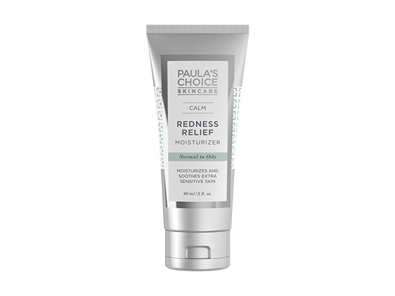 Paula's Choice Calm Redness Relief Nighttime Moisturizer with Green Tea for Normal to Oily Skin